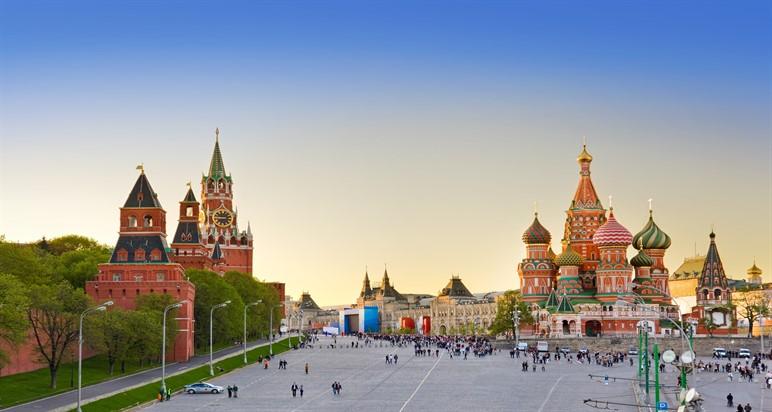 טיולים מאורגנים לרוסיה